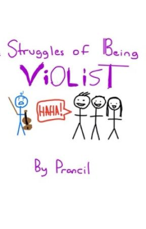 Struggles of Being a Violist by prancil22