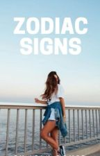 Zodiacs Signs by Lele_Ray