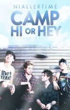 Camp Hi or Hey (Luke Hemmings Love Story) by NiallerTime