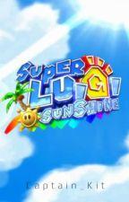 Super Luigi Sunshine by Captain_Kit