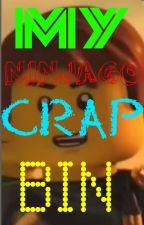 My Ninjago Crap Bin by TheNinjaGuy