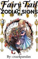 Fairy tail Zodiac signs  by craz4pandas