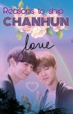 Reasons to ship ChanHun [세훈][찬열] by Lullabyeol