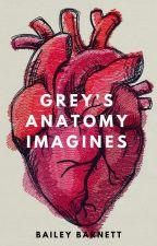 Grey's Anatomy Imagines by writer__30