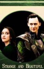 Percy Jackson and the avengers (definite Loki x Percy) female Percy Jackson by aztec2006