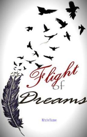 Flight of Dreams by NixieYume