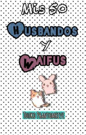 Mis 50 Husbandos y Waifus  by Hello_Touko_Funtom