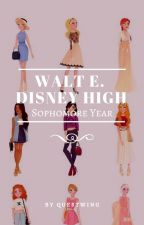 Walt E. Disney High by QuestWing
