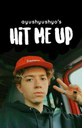 Hit Me Up // Jack Avery • Why Dont We by ayushyushyo