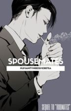 [ON HOLD]Spousemates//Levi x Reader-Sequel- by HumanityNeedsMoreTea