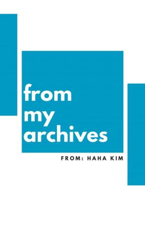 ARCHIVES by Hahakim