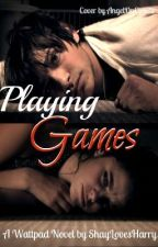 Playing Games -On Hold- by davas_bbyyyy