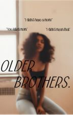 Older Brothers. by daalienb