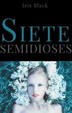 Siete Semidioses [Saga Siete #3] by Iris-Black
