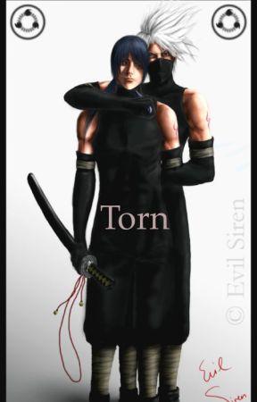Torn [ Itachi x reader x kakashi ] by IvelissHatake