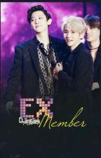Ex-Member IX [Chanbaek ] by kkamjongBaekkie