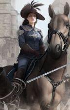 Mariana D'Artagnan  by gbow1999