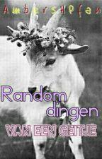 Random dingen van een geitje by amber5HPfan