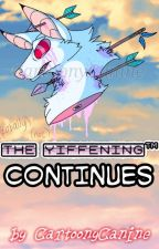 the yiffening continues [Art and Randomness] #8 by CartoonyCanine