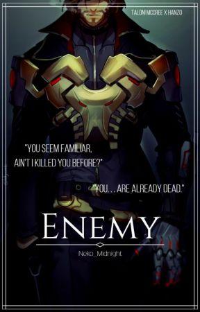 Enemy | Overwatch | Talon! McCree X Hanzo | McHanzo by Neko_Midnight