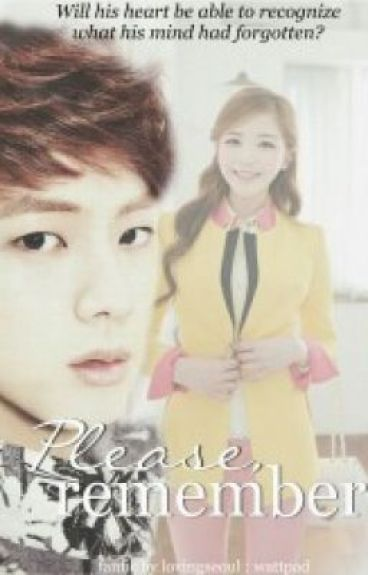 Please Remember (BTS Fanfic Completed)