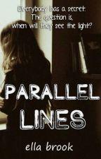 parallel lines || קווים מקבילים by ellabrookstory
