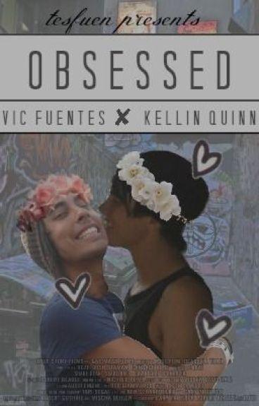 ✧ Obsessed™ » kellic au [BOOK ONE]