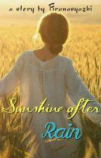 Sunshine After Rain by firanasyazhi