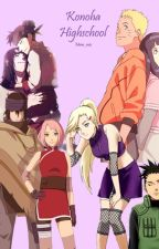 Konoha Highschool by meow_mix