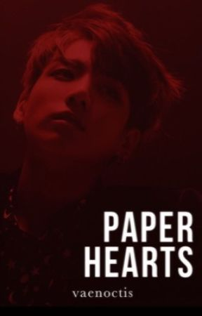 paper hearts   jungkook by vaenoctis