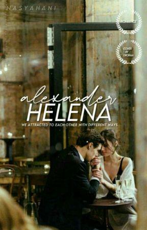 Alexander Helena by Nasyahani