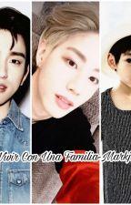 Vivir Con Una Familia - Markjin by AgustD93_