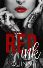 Red Ink  by MichelleJoQuinn
