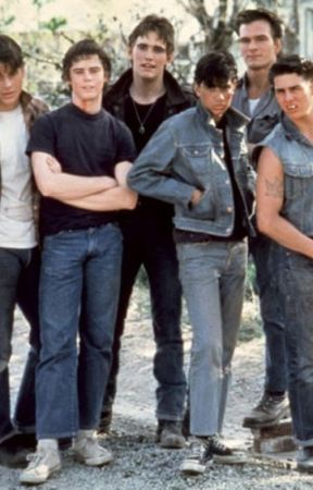 The Outsiders by evalie612