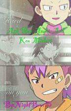 Ask Ben Azuki And Ken Midori by NightBear15