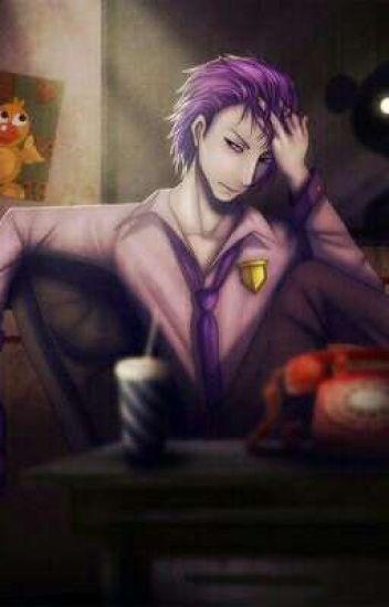 Purple Is My Favorite Color (Purple Guy x reader)