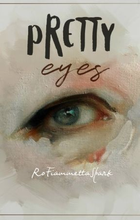 Pretty eyes. | Larry Stylinson AU by RoFiammettaSpark