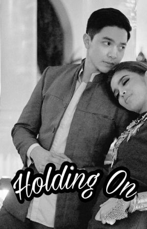 Holding On  by RJandMengShipper
