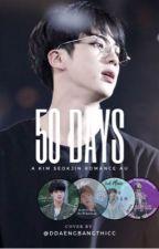 50 Days {K.SJ} // HIATUS by ddaengbangthicc
