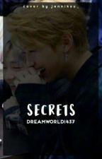Secrets (Stray Kids Felix FF) by 1arsoul7