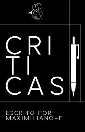Críticas del abismo by Maximiliano-F