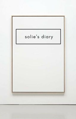 Đọc truyện hansol centric | solie's diary