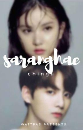 saranghae,chingu » 사랑해, 친구 « by naxxbb