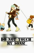 Do Not Touch My Sons!! by Lee_Min_Young0
