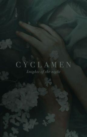 -/cyclamen by exilesgarden