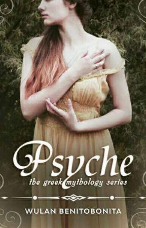 Psyche [ Buku 3 Mitologi Yunani ] Telah Terbit by Benitobonita