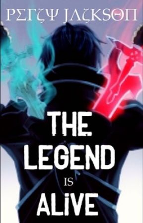 The Legend Is Alive by Alaskina