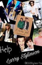 Help (Larry Stylinson fanfic in Finnish)  by ElliStyles-Tomlinson