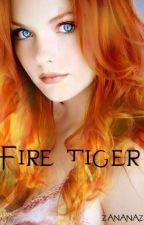 Fire Tiger by Zananaz