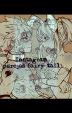 Instagram Pareja fairy tail  (Nalu Hentay) by vky665